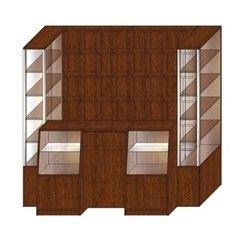 Торговая мебель Торговая мебель МебельДизайнПроект Пример 38