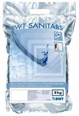 Фильтр для очистки воды Система умягчения воды BWT Sanitabs 8 кг