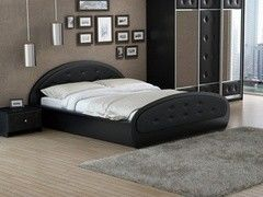 Кровать Кровать ORMATEK Сезия 160x200 (черный)