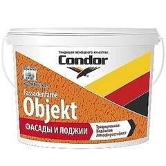 Краска Краска Condor Fassadenfarbe Objekt 2.5л