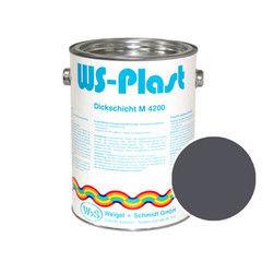 Краска Краска WS-Plast M 4200 0008 0.75л