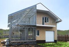 Каркасный дом Каркасный дом ИП Сопин А.В. Пример 290