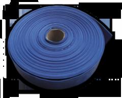 """Комплектующие для систем водоснабжения и отопления Bradas Напорный рукав ПВХ AGRO-FLAT 3"""" (50 м)"""
