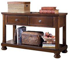 Стол-консоль Стол-консоль Ashley T697-4 Porter