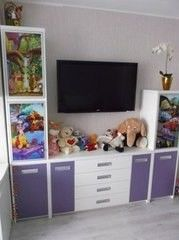 Детская комната Детская комната FantasticMebel Пример 161