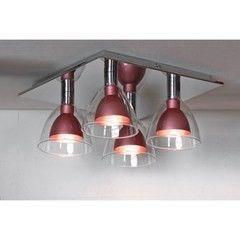Настенно-потолочный светильник Lussole LIVORNO LSF-0707-04