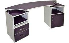 Мебель для салонов красоты Roofix Стол маникюрный Cherry