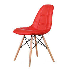 Кухонный стул Mio Tesoro Элма SC-004 (красный/дерево)