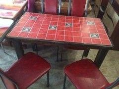 Обеденный стол Обеденный стол Stolmebel Модель 007