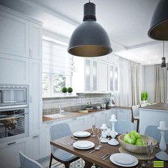 Дизайн квартир и коттеджей Maze Studio Проект 22