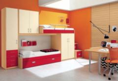 Детская комната Детская комната БелБоВиТ Пример 170