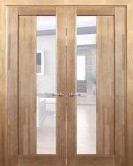 Межкомнатная дверь Межкомнатная дверь Orvietto ЧО МK009 двухстворчатая