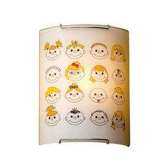 Детский светильник Citilux Смайлики CL921016