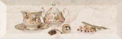 Плитка Бежевая плитка Monopole Bonjour Tea Marfil 10x30