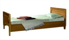Кровать Кровать Гомельдрев ГМ 8409 (ольха 03/ вишня)