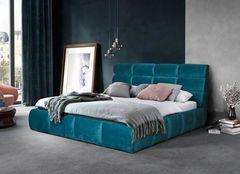Кровать Кровать ZMF Елена (сп. место140х200см., бирюза)