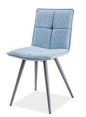 Кухонный стул Signal Dario голубой