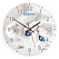 Часы Часы CENTEK Настенные часы CENTEK CT-7104 Cat