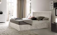 Кровать Кровать ZMF Яна (сп. место 180х200 см., серый)