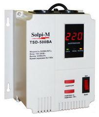 Стабилизатор напряжения Стабилизатор напряжения Solpi-M Стабилизатор напряжения TSD-500ВА mini