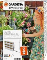 Система автоматического полива Gardena Система Gardena Микрокапельный полив для вертикального садоводства 9 горшков