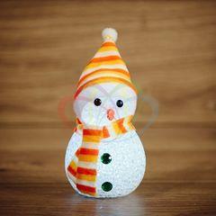 Декоративная светотехника NEON-NIGHT Снеговик 17см RGB 513-018