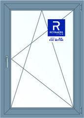 Алюминиевое окно Reynaers 1000*1400 ПО