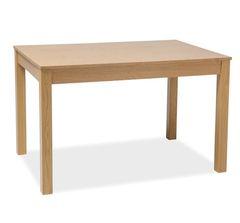 Обеденный стол Обеденный стол Signal Prism 120 раскладной (дуб)
