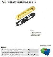 Итарос Ручки-купе для раздвижных дверей