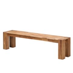 Кухонный стул Стэнлес Прованс 03 (180x34x45) отбеленный дуб, масло Natur, бейц-масло+воск
