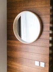 Зеркало BentWoodStudio настенное круглое