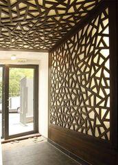 Декоративная стеновая панель Декоративная стеновая панель Бамбуковый рай Пример 15