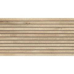 Плитка Бежевая плитка Ragno Woodstyle Mosaico Faggio 15x60