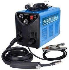 Сварочный аппарат Сварочный аппарат Solaris MIG-200 (MIG-MAG/FLUX)