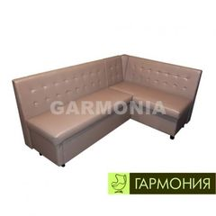 Кухонный уголок, диван Гармония Офелия (185x65x85x135)