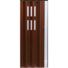 Межкомнатная дверь Межкомнатная дверь Pioneer Гласс темный орех ДО