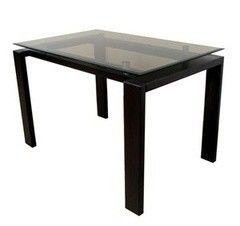 Обеденный стол Обеденный стол Голдоптима Георг (тонированное стекло)