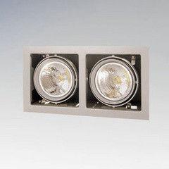 Встраиваемый светильник LightStar Cardano 111 X2 214127