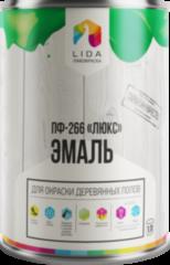 Эмаль Эмаль Lida ПФ-266 «люкс»
