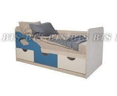 Детская кровать Детская кровать BTS Минима Скай