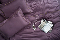 Постельное белье Постельное белье Re Noar Classic Purple R309/V.1