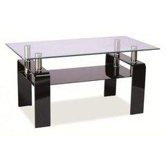 Журнальный столик Signal Stella (черный)