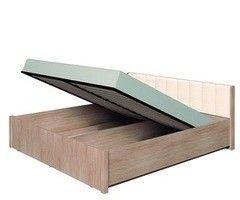 Кровать Кровать Глазовская мебельная фабрика Berlin-31 с подъемным механизмом (1800) дуб сонома