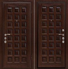 Входная дверь Входная дверь МеталЮр Шоколад