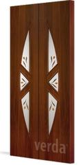Межкомнатная дверь Дверь-гармошка VERDA С-1 ДО (складная)