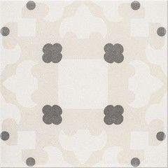 Плитка Плитка Opoczno Basic Palette white pattern C 29.7x29.7 OP631-040-1