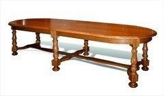 Обеденный стол Обеденный стол Гомельдрев ГМ 6075 (дуб)