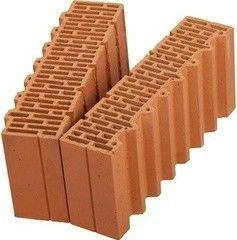 Блок строительный Керамический блок Wienerberger Porotherm 51 1/2