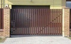 Забор Забор АЛЬТЕРстрим Штакетник с порошковой окраской двусторонний