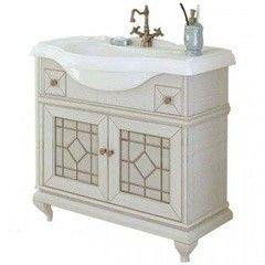 Мебель для ванной комнаты Акватон Тумба Беатриче 105 (1A187201BEM60)